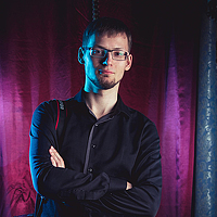 Portrait of a photographer (avatar) Николай Крауз (Nikolay Krauz)