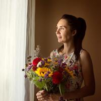 Portrait of a photographer (avatar) Вера Калашникова (Vera Kalashnikova)