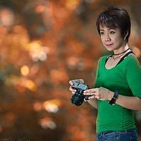Portrait of a photographer (avatar) Floura Chandra