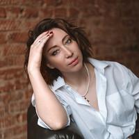 Portrait of a photographer (avatar) Anastasia