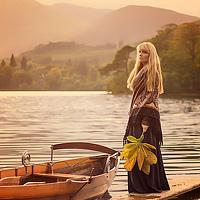 Portrait of a photographer (avatar) Anyuta Gillespie