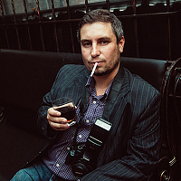 Portrait of a photographer (avatar) Kushnir Andrii