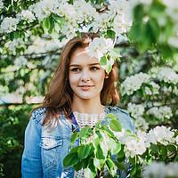 Portrait of a photographer (avatar) Мария Колесникова (Maria Kolesnikova)