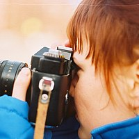 Portrait of a photographer (avatar) Александра (Oleksandra Stozhko)