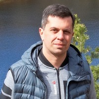 Portrait of a photographer (avatar) сергей воробьёв
