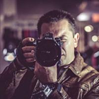 Portrait of a photographer (avatar) Andreas Teusch