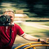 Portrait of a photographer (avatar) Горковец Дмитрий (Gorkovets Dmitry)