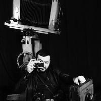 Portrait of a photographer (avatar) George (kakiashvili)
