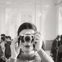 Portrait of a photographer (avatar) OlgaOsovskaya