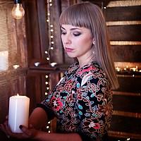 Portrait of a photographer (avatar) Натали