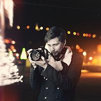 Portrait of a photographer (avatar) Антон Момотов (Anton Momotov)