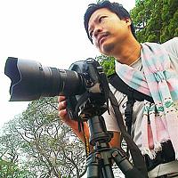Portrait of a photographer (avatar) Tran Viet Van (Trần Việt Văn)