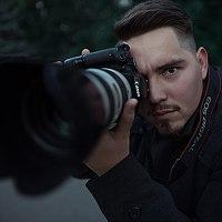Portrait of a photographer (avatar) Владислав (Vladyslav Kliuiev)