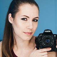 Portrait of a photographer (avatar) Мария (Mariya)