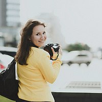 Portrait of a photographer (avatar) Ушакова Анна (Anna Ushakova)