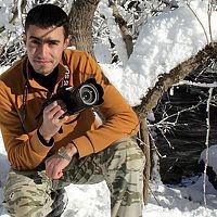 Portrait of a photographer (avatar) Оганесян Грач (Hrach Hovhannisyan)