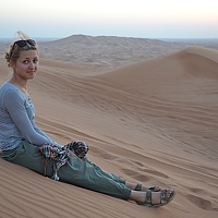 Portrait of a photographer (avatar) Анна Клименко (Anna Klimenko)