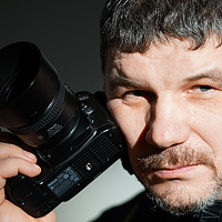 Portrait of a photographer (avatar) Виктор Николаев (viktar nikalayeu)
