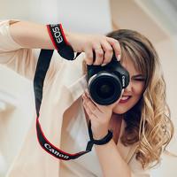 Portrait of a photographer (avatar) Косова Ангелина