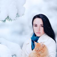 Portrait of a photographer (avatar) Яна Романова (Yana Romanova)