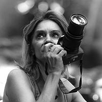 Portrait of a photographer (avatar) Liliana