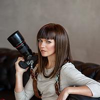 Portrait of a photographer (avatar) Анюта Онтикова
