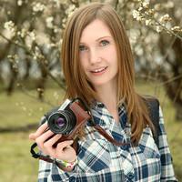 Portrait of a photographer (avatar) Василенко Анна (Anna Vasilenko)