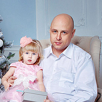 Portrait of a photographer (avatar) Горшечников Сергей (Gorshechnikov Sergey)