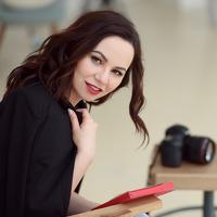 Portrait of a photographer (avatar) Надя Акула (Nadia Akula)