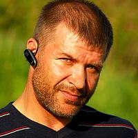 Portrait of a photographer (avatar)  Владимир (Vladimir Nikitin)