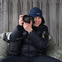 Portrait of a photographer (avatar) Логинов Владимир