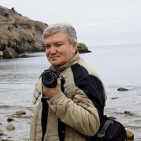 Portrait of a photographer (avatar) Аврахов Вадим (Vadim Avrakhov)