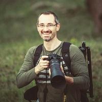 Portrait of a photographer (avatar) Fabrizio