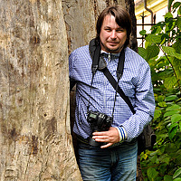 Portrait of a photographer (avatar) Сергей Мартынов (Sergey Martynov)