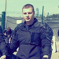 Portrait of a photographer (avatar) Кирилл