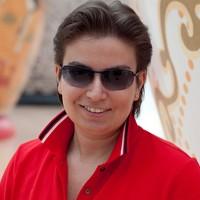 Portrait of a photographer (avatar) Elena Beregatnova
