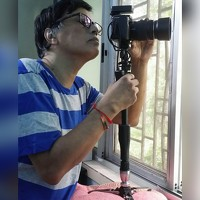 Portrait of a photographer (avatar) NIKHIL PAUL (নিখিল পাল)