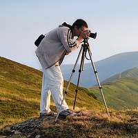Portrait of a photographer (avatar) Duru