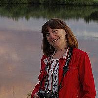 Portrait of a photographer (avatar) Тамара Андреева (Tamara Andreeva)