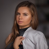 Portrait of a photographer (avatar) Пименова Александра (Aleksandra Pimenova)
