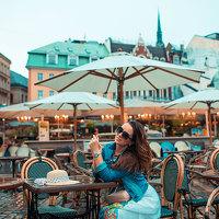 Portrait of a photographer (avatar) Устинова Юлия (Julia Ustinova)