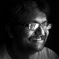 Portrait of a photographer (avatar) Rao Radhakrishna (Radhakrishna Rao)
