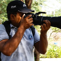 Portrait of a photographer (avatar) Dr. Amit Patel