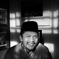Portrait of a photographer (avatar) Kusnadi