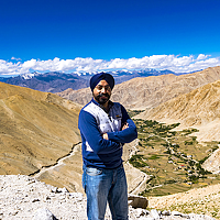 Portrait of a photographer (avatar) Arora Mandeep