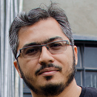 Portrait of a photographer (avatar) Abner Faria