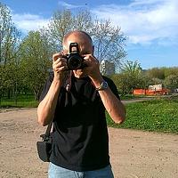Portrait of a photographer (avatar) Горбаш Александр (Alexandr Gorbash)