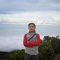 Portrait of a photographer (avatar) Angga