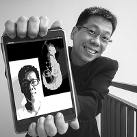 Portrait of a photographer (avatar) Antonyus Bunjamin
