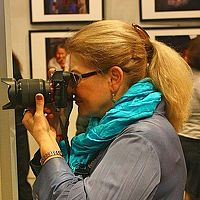 Portrait of a photographer (avatar) Svetlana Guzeeva